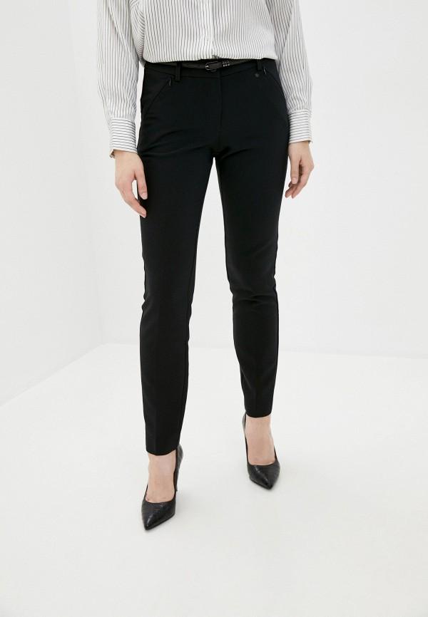 женские повседневные брюки finn flare, черные