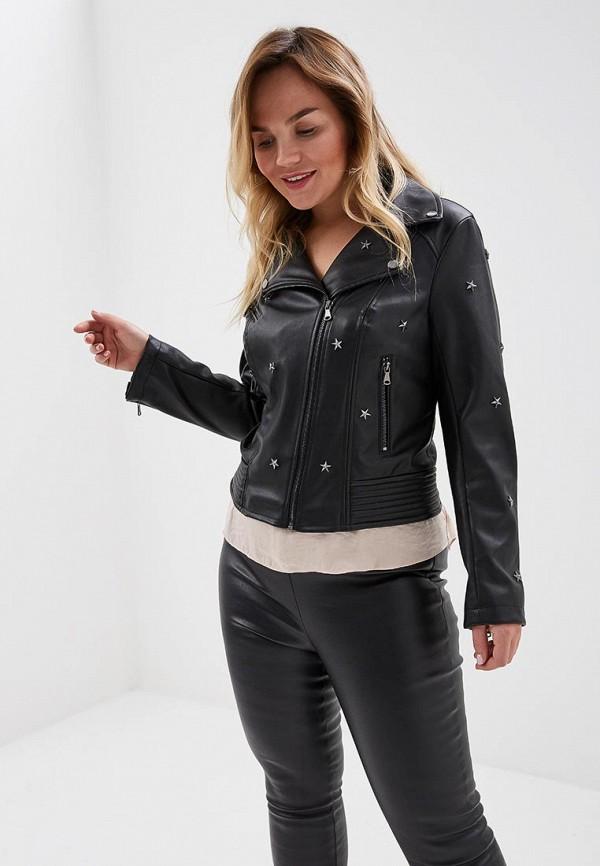 Куртка кожаная Fiorella Rubino Fiorella Rubino FI013EWARFC8