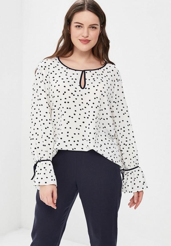 Купить Блуза Fiorella Rubino, FI013EWATLN7, белый, Весна-лето 2018