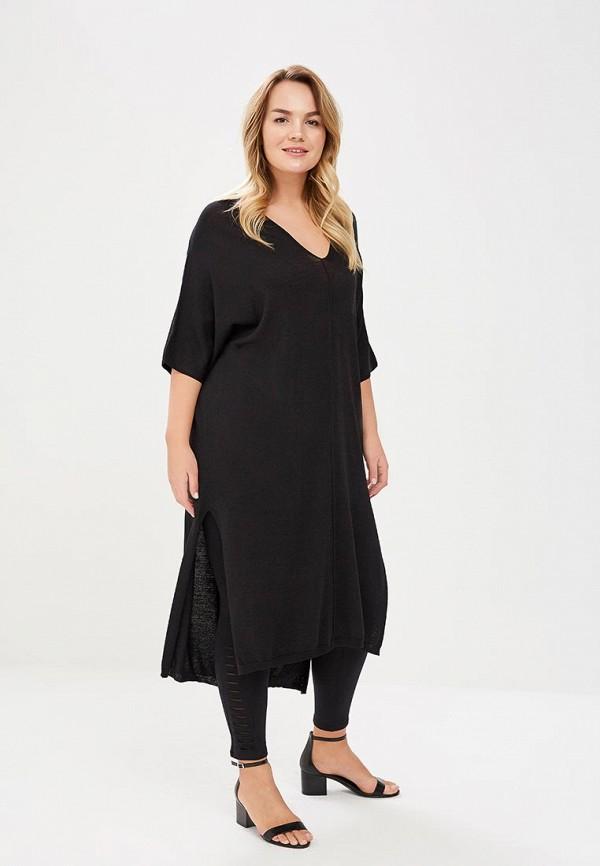 Купить Платье Fiorella Rubino, fi013ewatlp3, черный, Весна-лето 2018