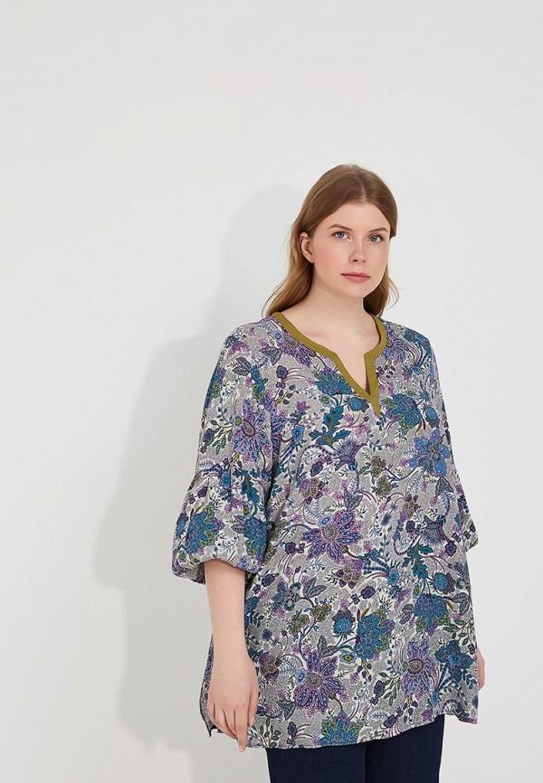Туника Fiorella Rubino, fi013ewbkuy1, разноцветный, Весна-лето 2018  - купить со скидкой