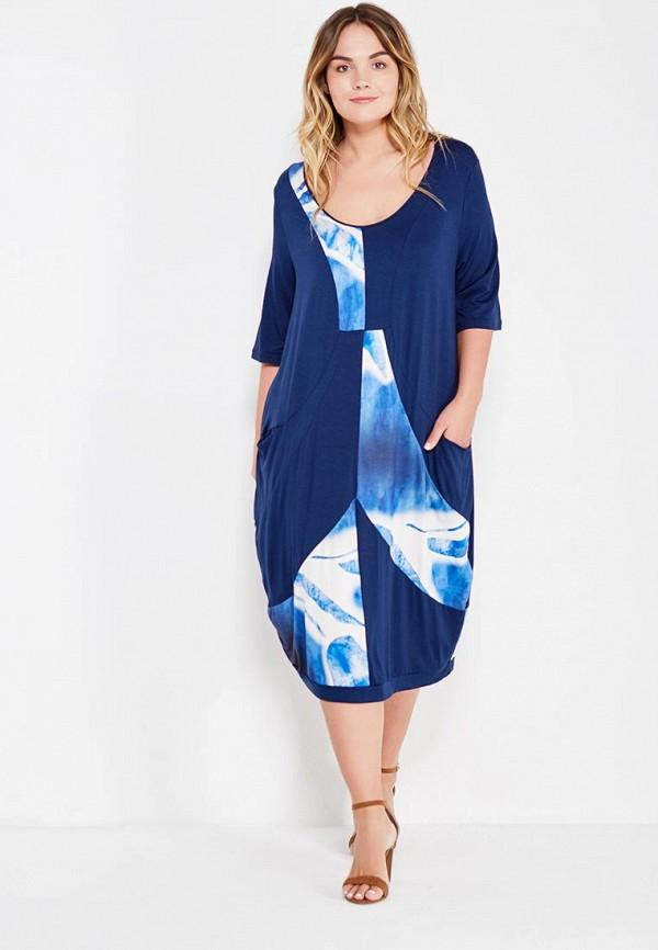 женское платье fiorella rubino, синее