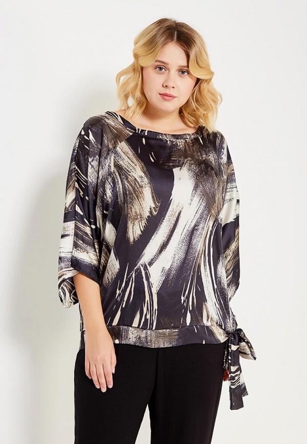 Купить Блуза Fiorella Rubino, FI013EWWSF42, разноцветный, Осень-зима 2017/2018