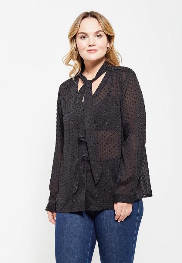 Купить Блуза Fiorella Rubino, FI013EWYRF05, черный, Осень-зима 2017/2018