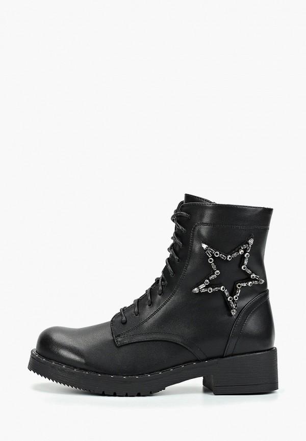 женские ботинки findlay, черные
