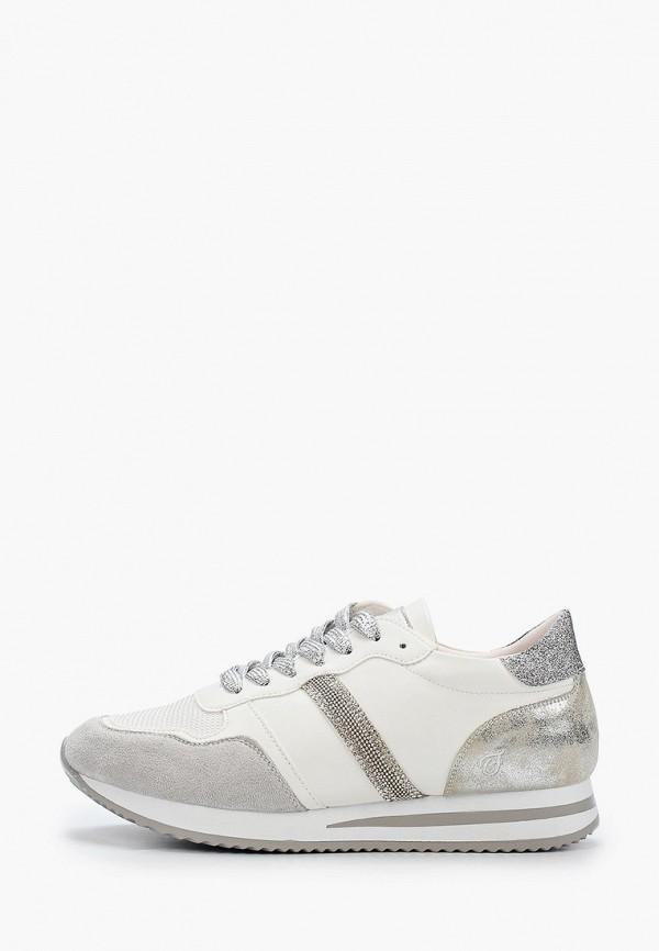 женские кроссовки findlay, белые