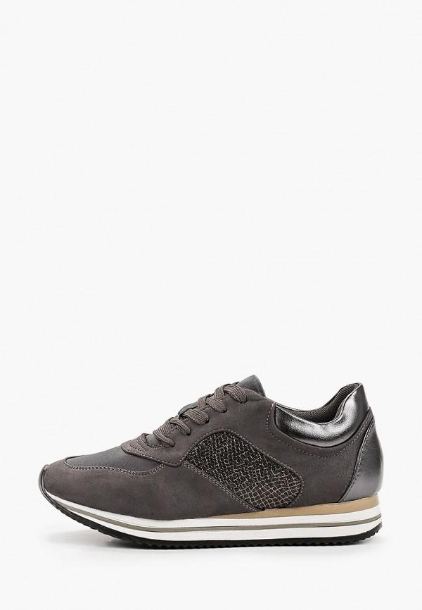 женские кроссовки findlay, серые
