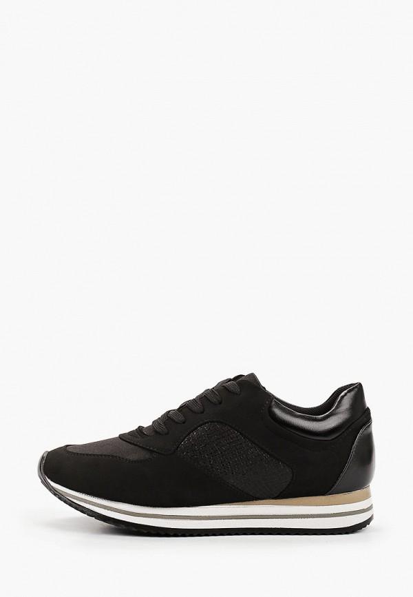 женские кроссовки findlay, черные