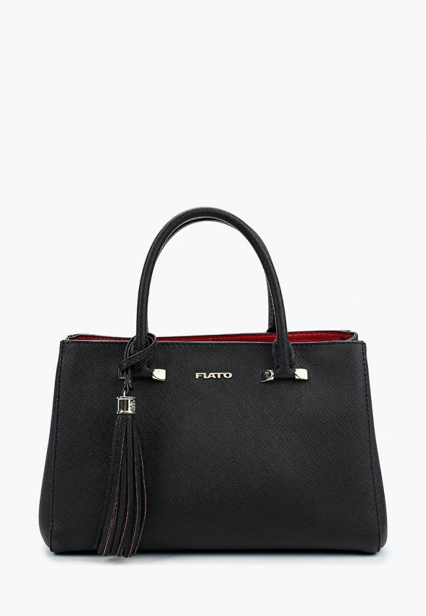 Сумка Fiato Fiato FI023BWASNP7 сумка fiato 33024 suede pion leather black