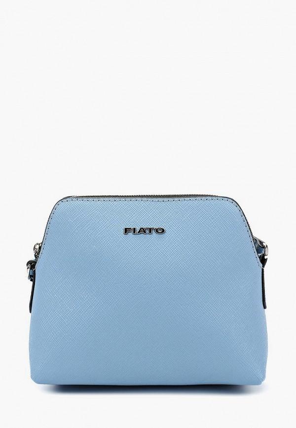 Сумка Fiato Fiato FI023BWBBSK3 сумка fiato 7940 balter black
