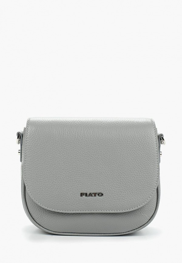 Сумка Fiato Fiato FI023BWBBSL6 сумка fiato 33024 suede pion leather black
