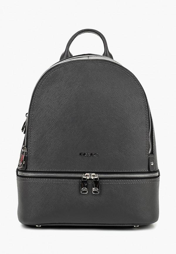 Купить Женский рюкзак Fiato серого цвета