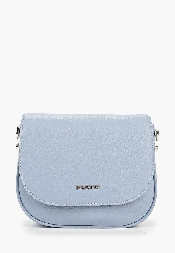 Сумка Fiato Fiato FI023BWEIVF7 сумка fiato 33024 suede pion leather black