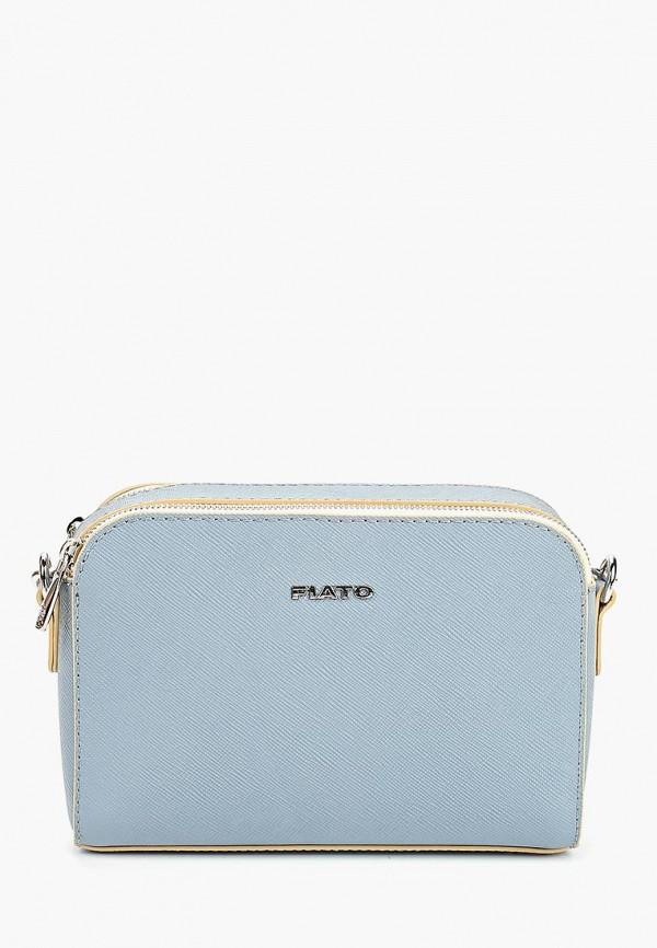 Сумка Fiato Fiato FI023BWEIVG4 сумка fiato 33024 suede pion leather black