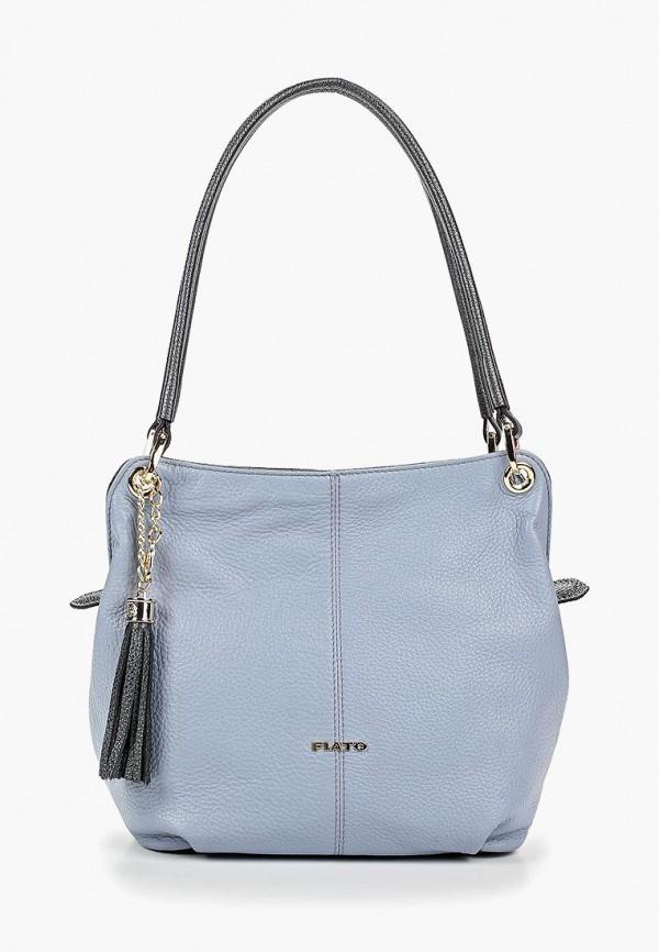 Сумка Fiato Fiato FI023BWESZJ2 сумка fiato 33024 suede pion leather black