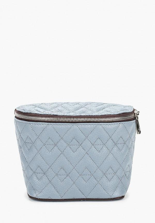 женская сумка fiato, голубая
