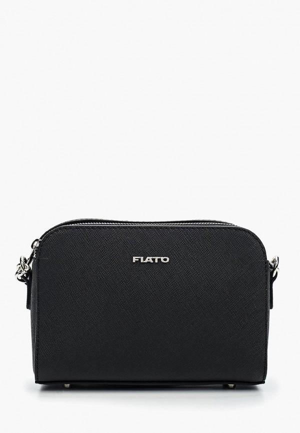 женская сумка fiato, черная