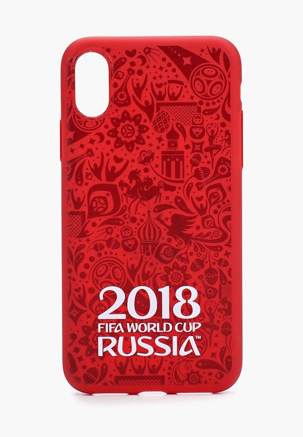 Чехол для iPhone 2018 FIFA World Cup Russia™ 2018 FIFA World Cup Russia™ FI029BUBOYT5 chile f a world cup 2014 squad keyring beausejour 15