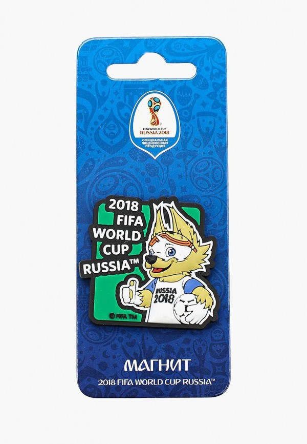 Магнит 2018 FIFA World Cup Russia™ 2018 FIFA World Cup Russia™ FI029DUAUWJ0 сувениры к чм по футболу 2018 fifa world cup russia магнит кубок