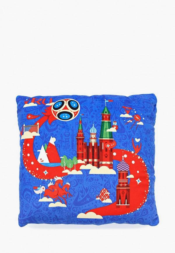 Фото - Подушка декоративная 2018 FIFA World Cup Russia™ 2018 FIFA World Cup Russia™ FI029DUAV020 фигурка 2018 fifa world cup russia™ 2018 fifa world cup russia™ fi029dubfhw7