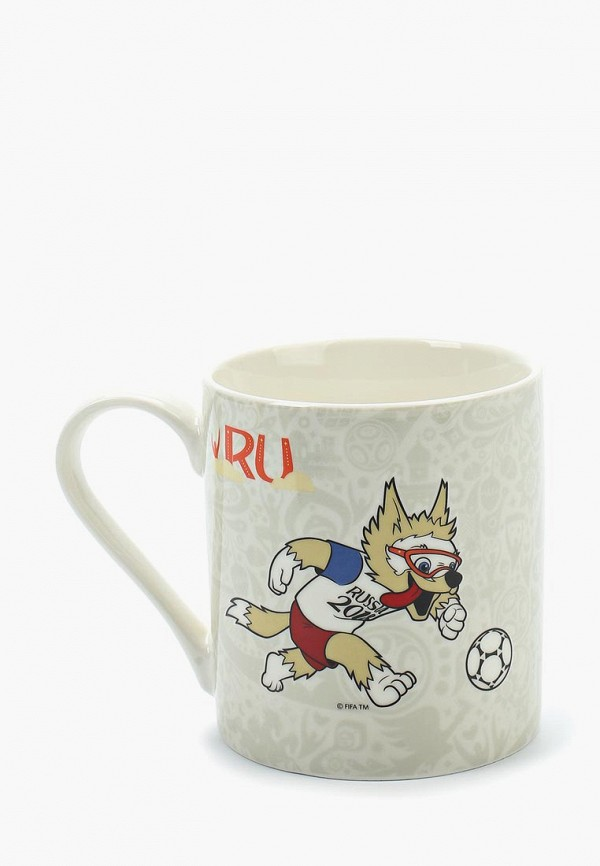 Кружка 2018 FIFA World Cup Russia™ 2018 FIFA World Cup Russia™ FI029DUBEAB0 free shipping single tumbler holder toothbrush cup holder rose gold finish glasss cup bathroom accessories rg001b