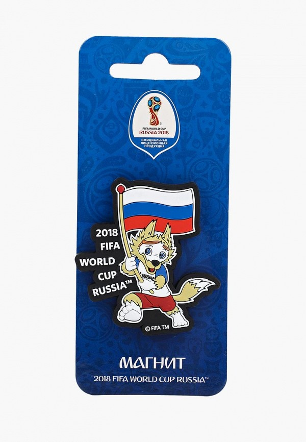 Магнит 2018 FIFA World Cup Russia™ 2018 FIFA World Cup Russia™ FI029DUBGJP7 сувениры к чм по футболу 2018 fifa world cup russia магнит кубок