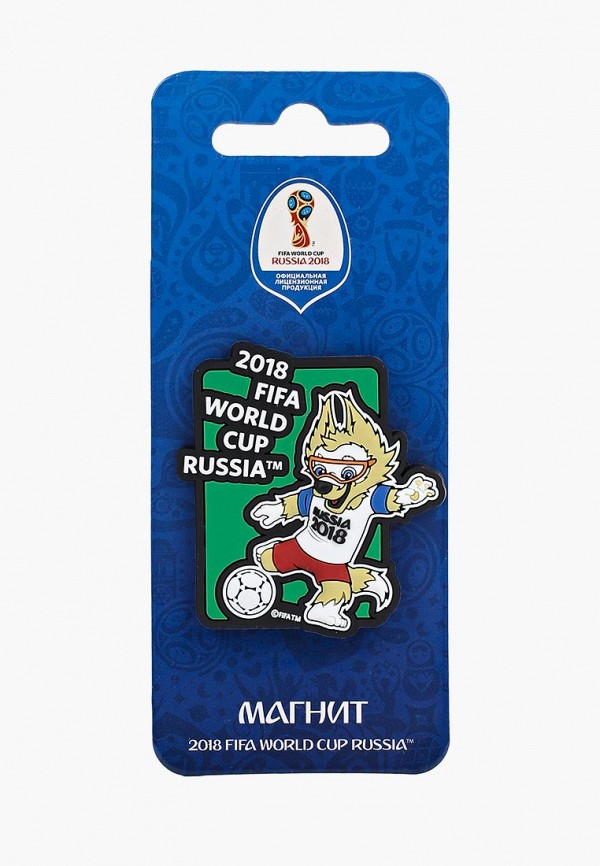 Магнит 2018 FIFA World Cup Russia™ 2018 FIFA World Cup Russia™ FI029DUBGJP8 цены онлайн