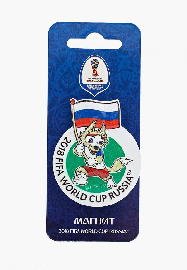Магнит 2018 FIFA World Cup Russia™ 2018 FIFA World Cup Russia™ FI029DUBGJQ1 цены онлайн