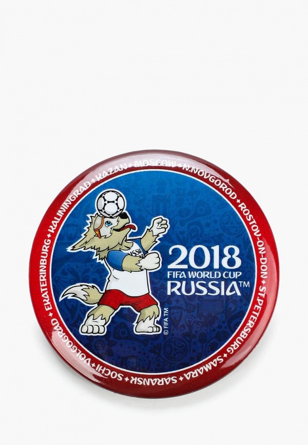 Значок 2018 FIFA World Cup Russia™ 2018 FIFA World Cup Russia™ FI029DUBJVA1 dhl ems free shipping resin world cup trophy model 1 1 full size resin world trophy cup 1 1 5kg height 36cm