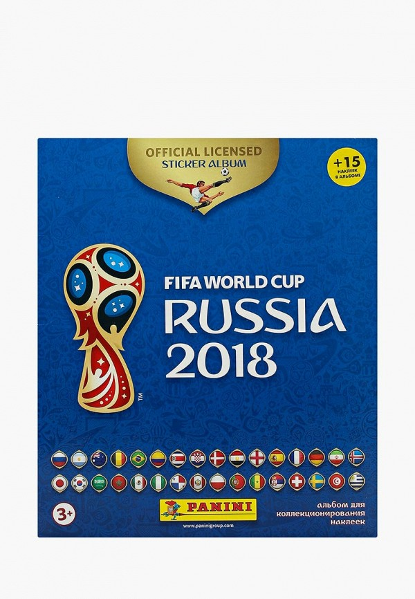 Альбом 2018 FIFA World Cup Russia™ 2018 FIFA World Cup Russia™ 003497ARU