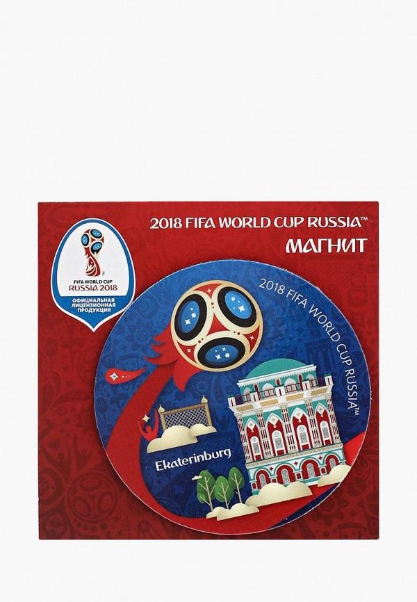 Магнит 2018 FIFA World Cup Russia™ 2018 FIFA World Cup Russia™ FI029DUZPZ30 бейсболка fifa confederations cup russia 2017 fifa confederations cup russia 2017 fi027cuudv45