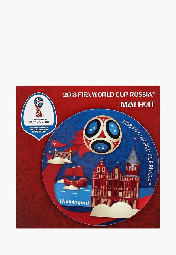 Магнит 2018 FIFA World Cup Russia™ 2018 FIFA World Cup Russia™ FI029DUZPZ32 yanjun three cup holders wall mounted toothbrush cup holder bathroom accessories activities cup holder yj 7963