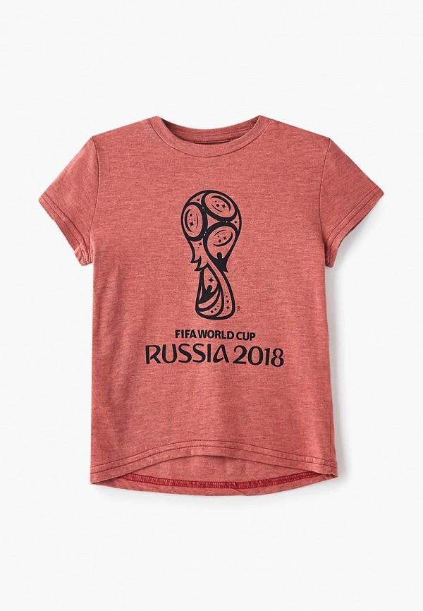 Футболка 2018 FIFA World Cup Russia™ 2018 FIFA World Cup Russia™ FI029EKCWIL2 набор сувенирный 2018 fifa world cup russia™ 2018 fifa world cup russia™ fi029dubgim6
