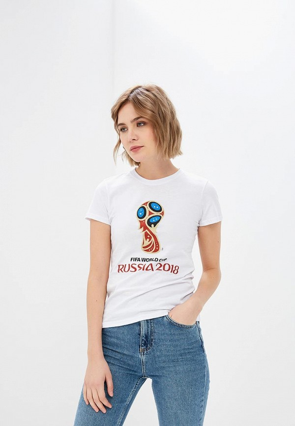 Футболка 2018 FIFA World Cup Russia™ 2018 FIFA World Cup Russia™ FI029EWCWIK9 chile f a world cup 2014 squad keyring beausejour 15