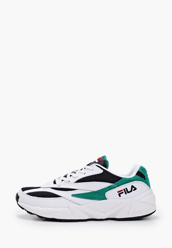 мужские низкие кроссовки fila, разноцветные