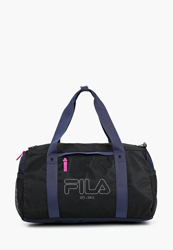 женская сумка fila, черная