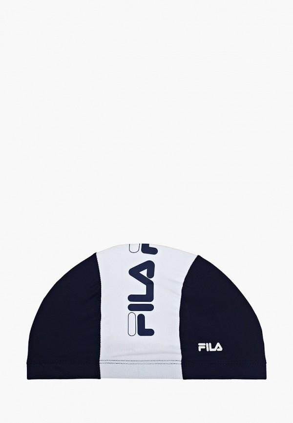 Шапочка для плавания Fila Fila FI030DUGEZM1 шлепанцы мужские fila ultratouch slide цвет черный синий s19fflsp006 bm размер 46