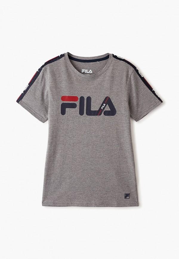 Футболка Fila Fila FI030EBGEXP5 футболка fila fila fi030ewejhe8