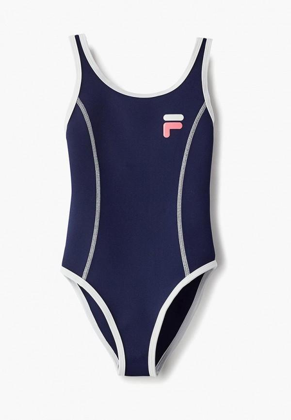 Купальник Fila Fila FI030EGEJDY8 шлепанцы мужские fila ultratouch slide цвет черный синий s19fflsp006 bm размер 43