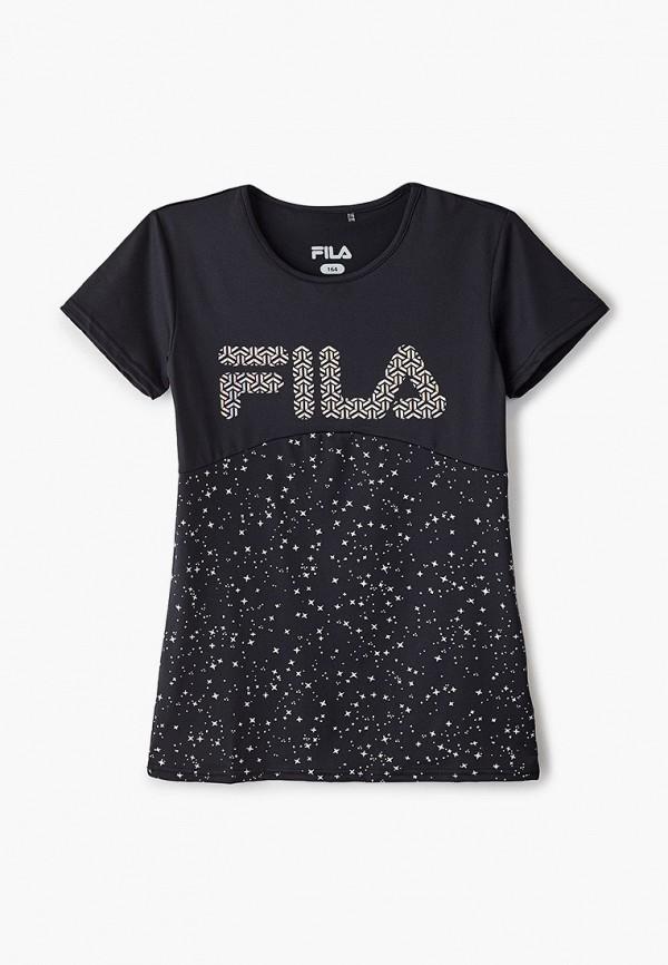 Футболка спортивная Fila Fila FI030EGGEXS1 футболка для девочки fila цвет сапфировый a19afltsg04 z3 размер 140