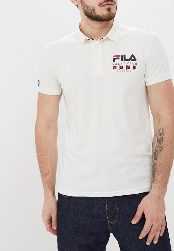 Поло Fila Fila FI030EMEJGW4 поло для мальчика fila цвет сапфировый a19aflpob01 z3 размер 158