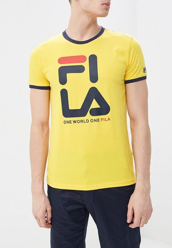 Футболка Fila Fila FI030EMEJGY2 футболка fila