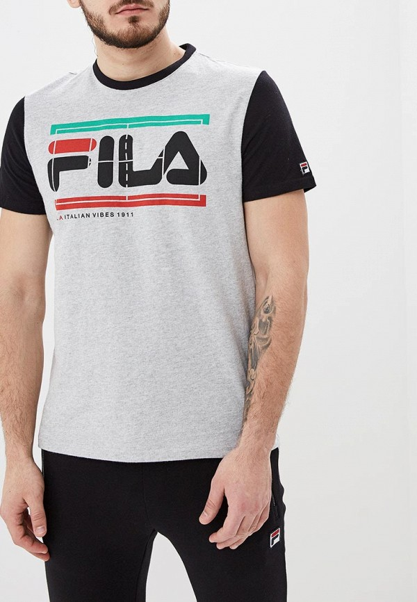 Футболка Fila Fila FI030EMEJGZ4 футболка fila x гоша рубчинский