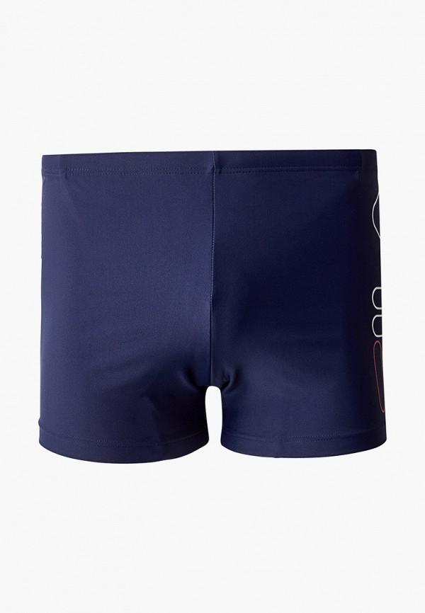 мужские плавки fila, синие