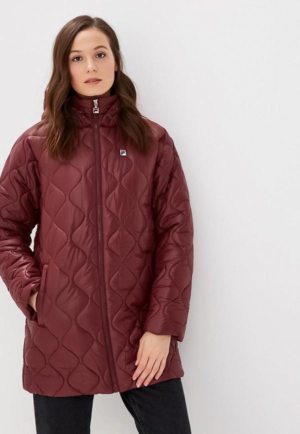 Куртка утепленная Fila Fila FI030EWCPRE9
