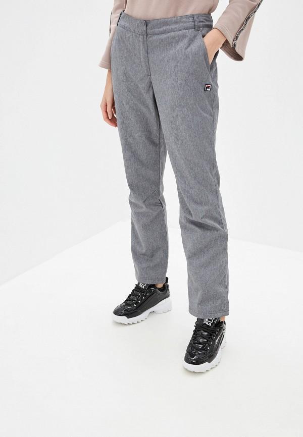 Брюки утепленные Fila Fila FI030EWGEZU2 fila брюки мужские fila