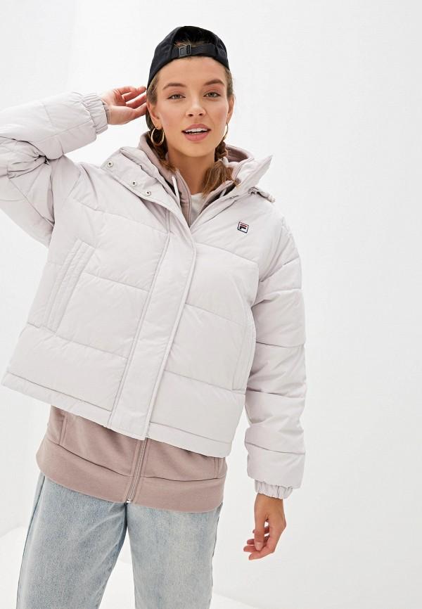 Куртка утепленная Fila Fila FI030EWGEZU6 цена