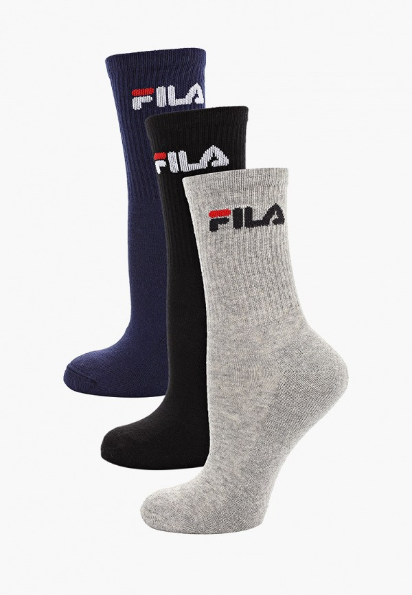 Комплект Fila Fila FI030FUGEZY9 шлепанцы мужские fila ultratouch slide цвет черный синий s19fflsp006 bm размер 46
