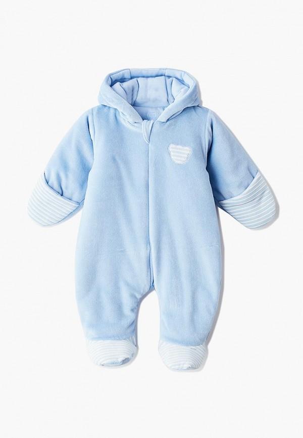 комбинезон fim baby для мальчика, голубой