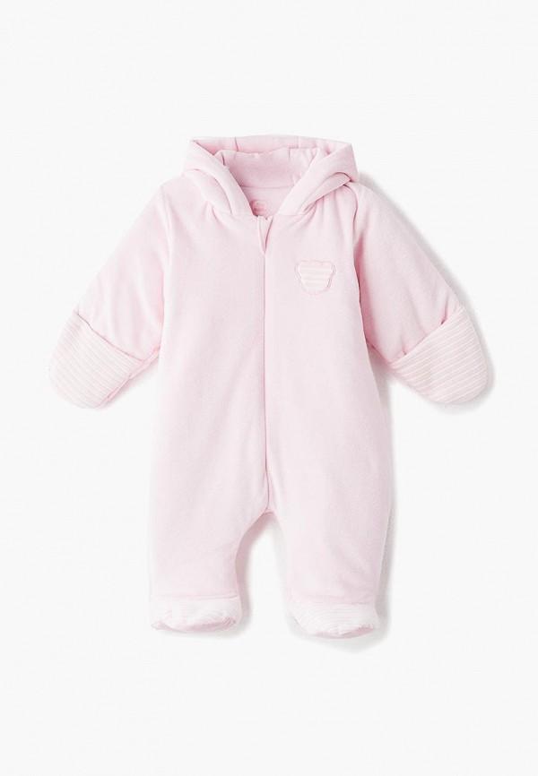 комбинезон fim baby для девочки, розовый